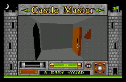 Castle Master Amiga 12