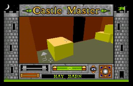 Castle Master Amiga 20