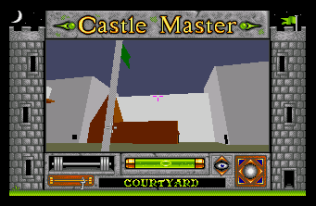 Castle Master Amiga 22