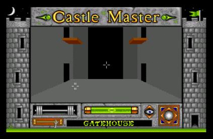 Castle Master Amiga 23
