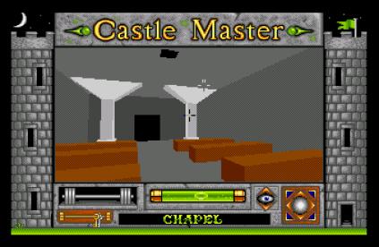 Castle Master Amiga 31