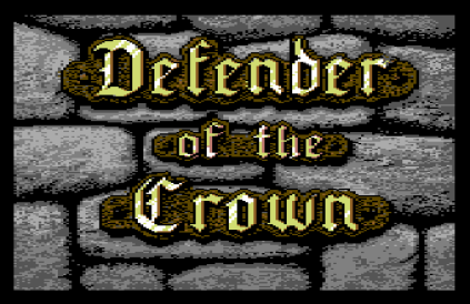 Defender of the Crown C64 01