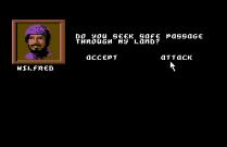 Defender of the Crown C64 18