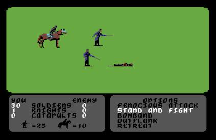 Defender of the Crown C64 20