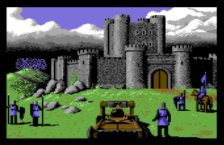 Defender of the Crown C64 33