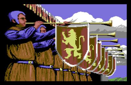 Defender of the Crown C64 34