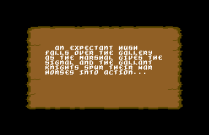 Defender of the Crown C64 36
