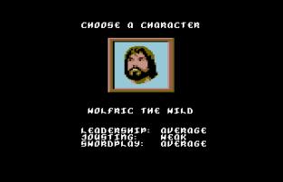 Defender of the Crown C64 42