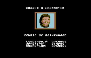 Defender of the Crown C64 43