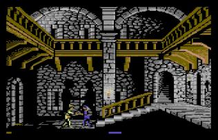 Defender of the Crown C64 54