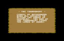 Defender of the Crown C64 60