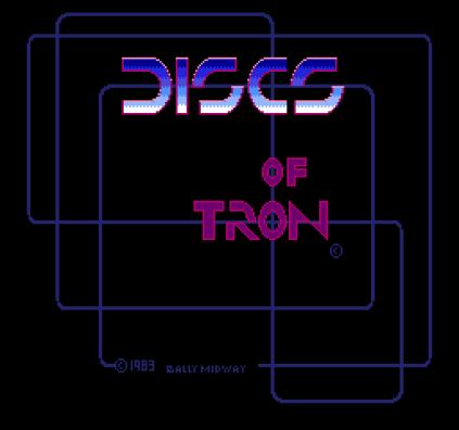Discs of Tron Arcade 01