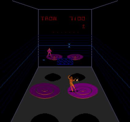 Discs of Tron Arcade 23