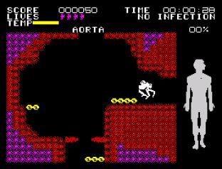 Fantastic Voyage ZX Spectrum 09