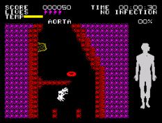 Fantastic Voyage ZX Spectrum 10