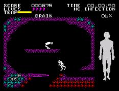 Fantastic Voyage ZX Spectrum 11
