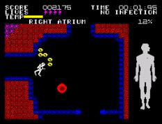 Fantastic Voyage ZX Spectrum 21