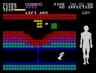 Fantastic Voyage ZX Spectrum 23