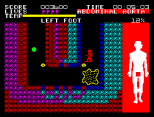 Fantastic Voyage ZX Spectrum 39