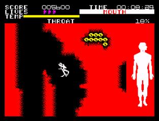 Fantastic Voyage ZX Spectrum 53