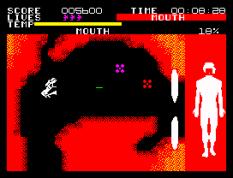 Fantastic Voyage ZX Spectrum 54