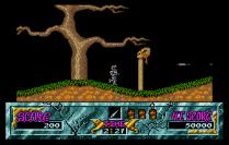 Ghouls N Ghosts Atari ST 05