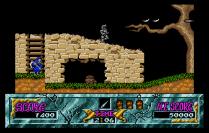 Ghouls N Ghosts Atari ST 13