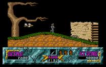 Ghouls N Ghosts Atari ST 16