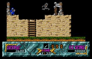 Ghouls N Ghosts Atari ST 21