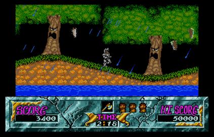 Ghouls N Ghosts Atari ST 31
