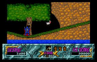Ghouls N Ghosts Atari ST 33