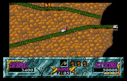 Ghouls N Ghosts Atari ST 34