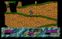 Ghouls N Ghosts Atari ST 37