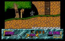 Ghouls N Ghosts Atari ST 40