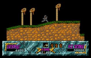 Ghouls N Ghosts Atari ST 44