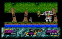 Ghouls N Ghosts Atari ST 48
