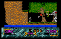 Ghouls N Ghosts Atari ST 52