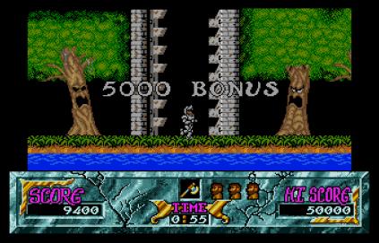 Ghouls N Ghosts Atari ST 56