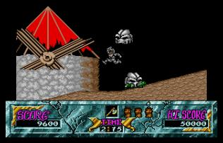 Ghouls N Ghosts Atari ST 66
