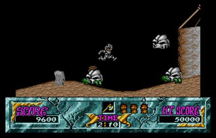 Ghouls N Ghosts Atari ST 67