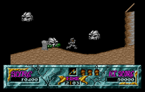 Ghouls N Ghosts Atari ST 68