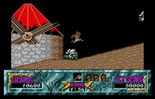 Ghouls N Ghosts Atari ST 70
