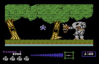 Ghouls N Ghosts C64 21