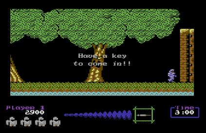 Ghouls N Ghosts C64 23
