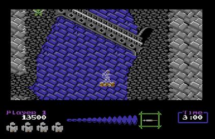 Ghouls N Ghosts C64 42