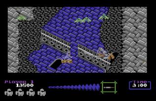 Ghouls N Ghosts C64 44