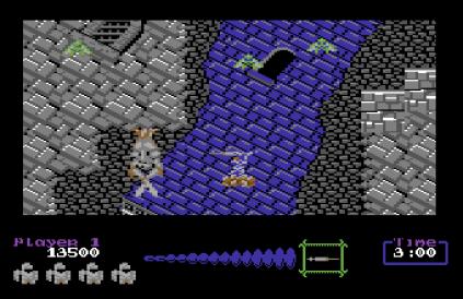 Ghouls N Ghosts C64 45