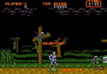 Ghouls N Ghosts Megadrive 003