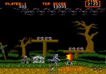 Ghouls N Ghosts Megadrive 004