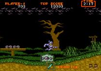 Ghouls N Ghosts Megadrive 005